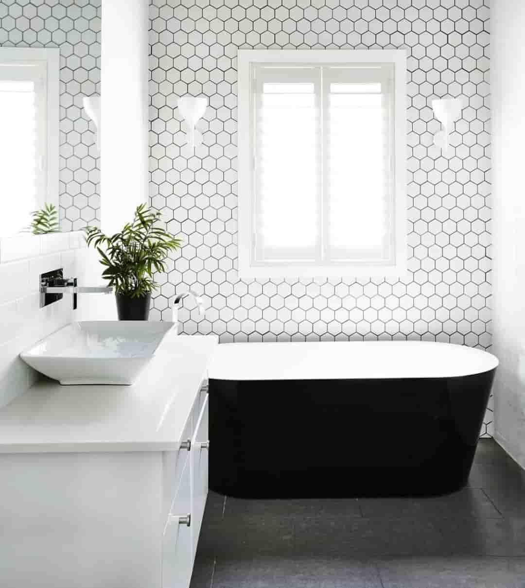 Top 3 xu hướng thiết kế phòng tắm 2021 đặc biệt ấn tượng - Ảnh 10.