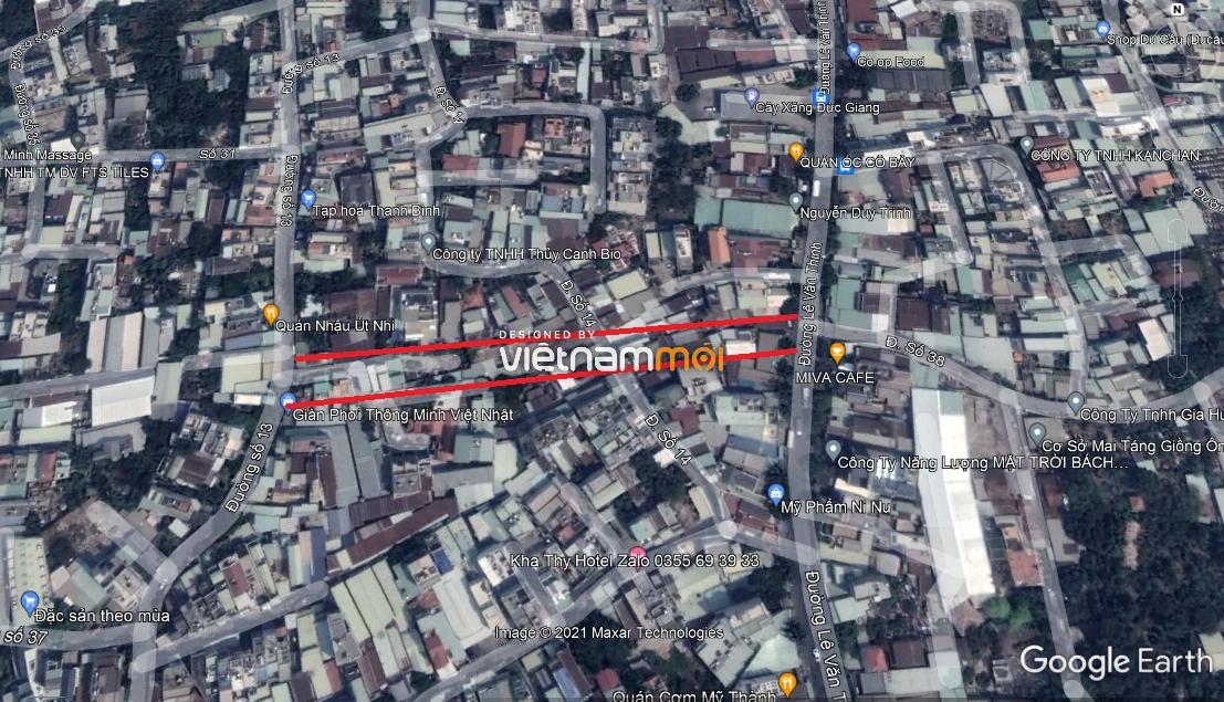 Đường sẽ mở theo quy hoạch ở phường Bình Trưng Tây, quận 2, Thủ Đức, TP HCM (phần 3) - Ảnh 8.