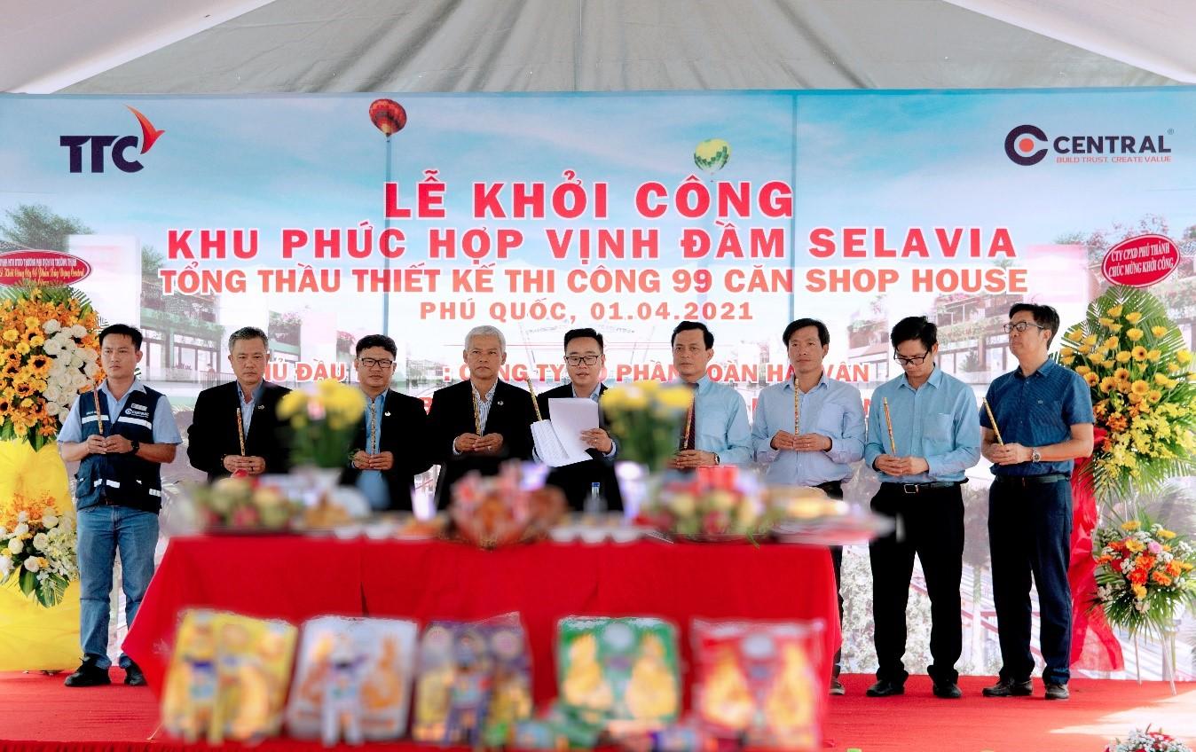 Thành viên Tập đoàn TTC huy động vốn cho dự án 300 ha tại Phú Quốc - Ảnh 2.