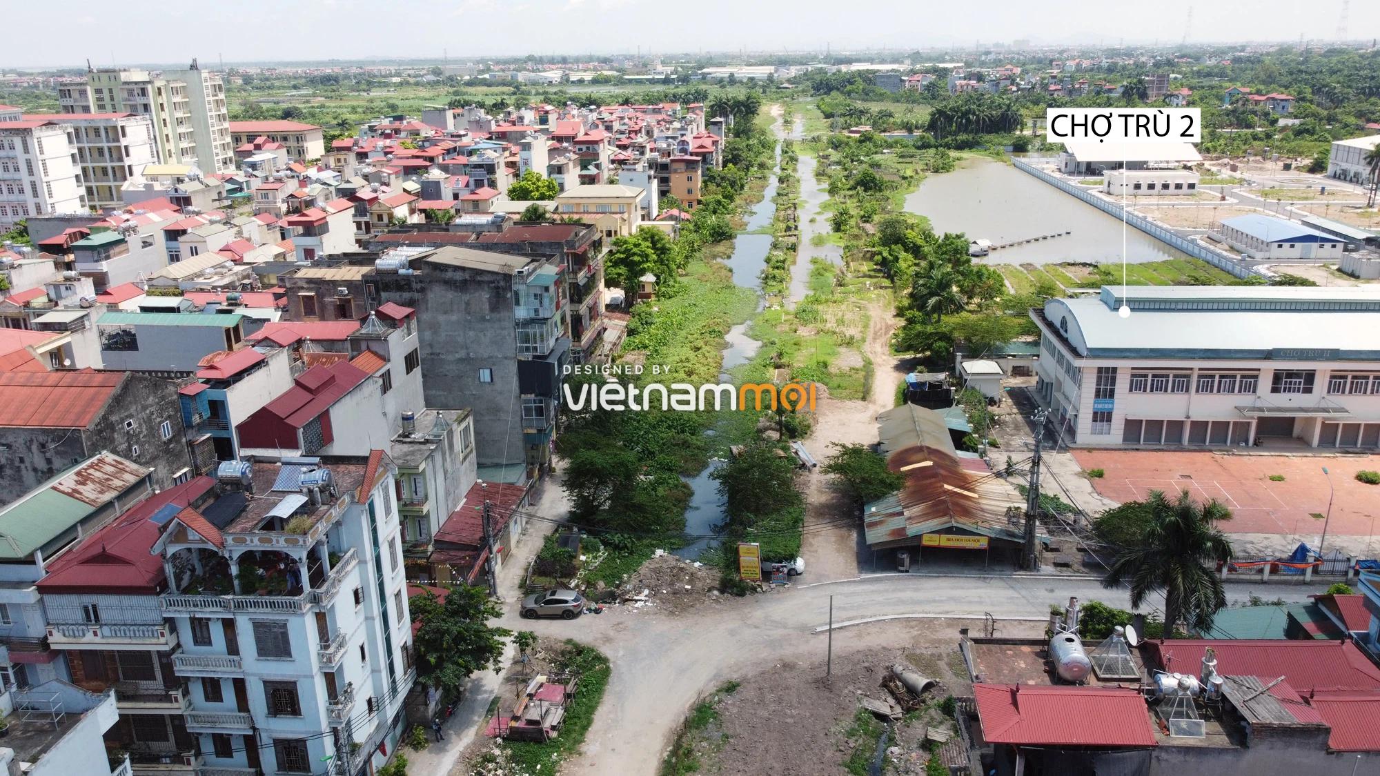 Chuyển động mới ở dự án đường vào KCN Nam Thăng Long, Bắc Từ Liêm, Hà Nội - Ảnh 11.