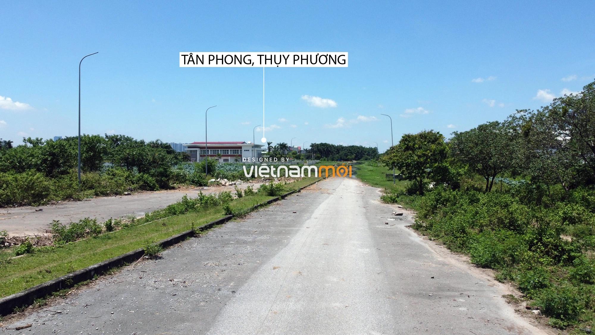 Chuyển động mới ở dự án đường vào KCN Nam Thăng Long, Bắc Từ Liêm, Hà Nội - Ảnh 15.