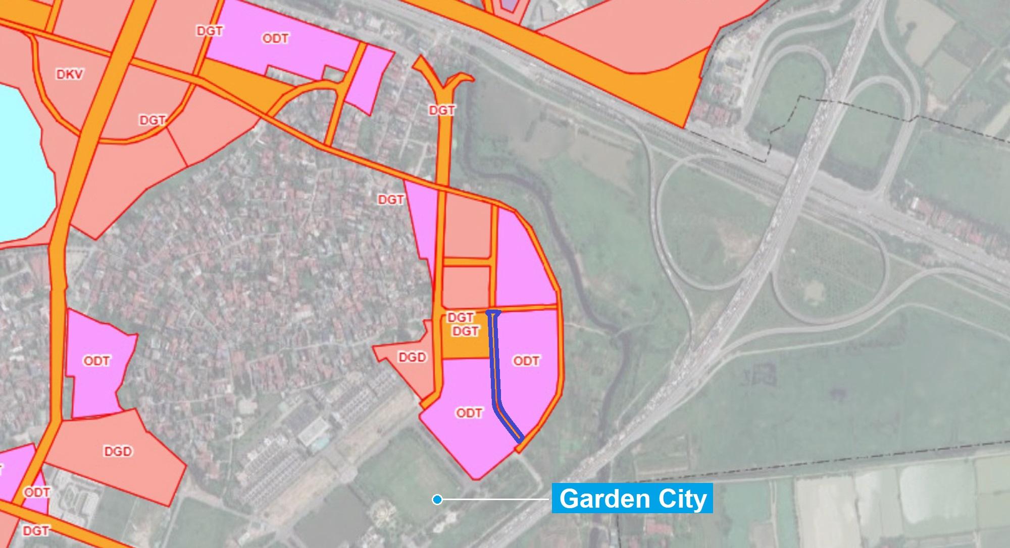 Những khu đất sắp thu hồi để mở đường ở phường Thạch Bàn, Long Biên, Hà Nội (phần 6) - Ảnh 14.
