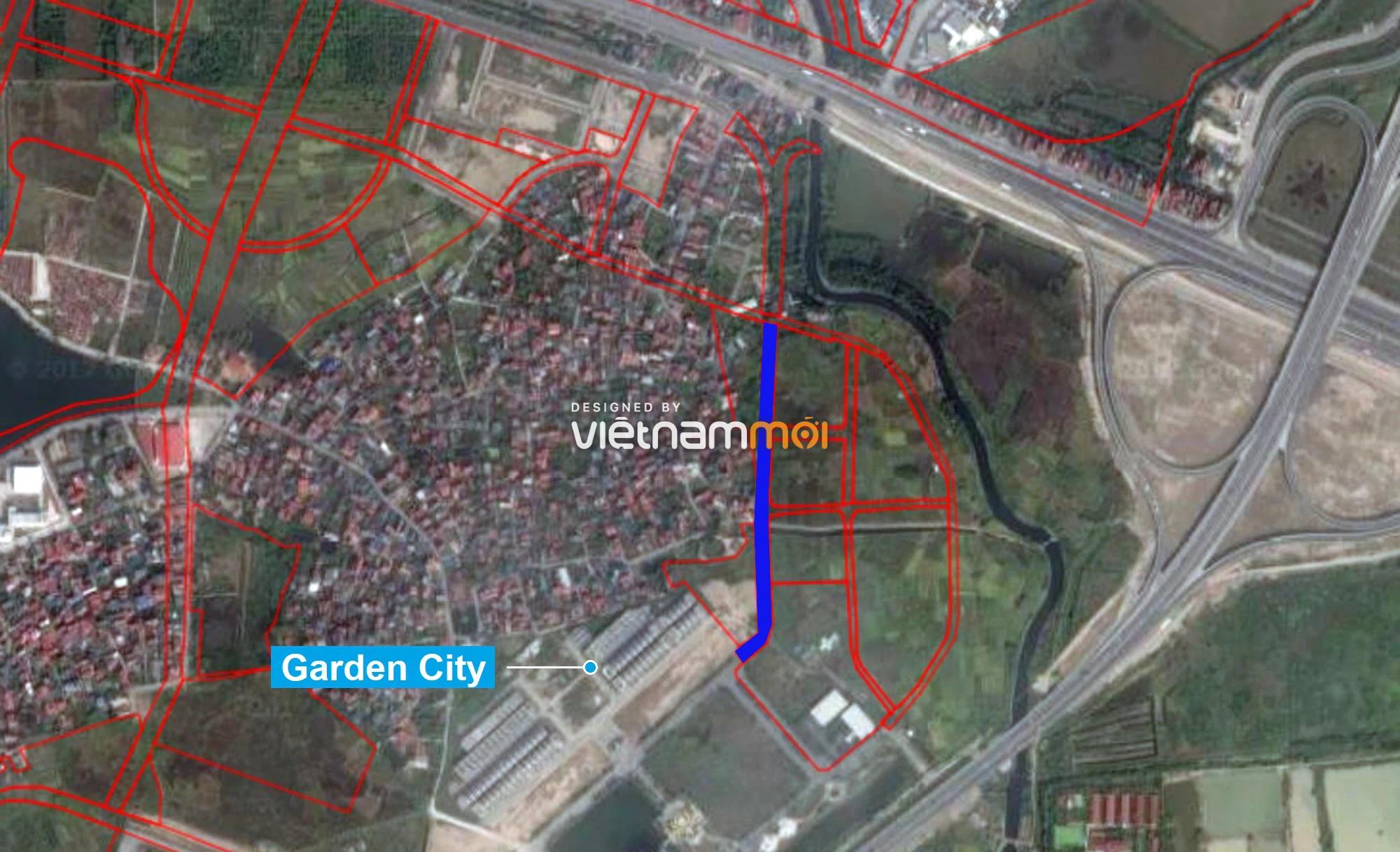 Những khu đất sắp thu hồi để mở đường ở phường Thạch Bàn, Long Biên, Hà Nội (phần 6) - Ảnh 8.
