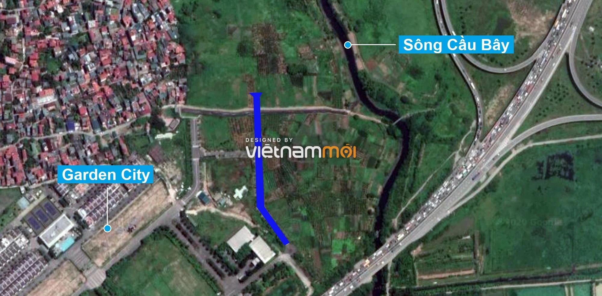 Những khu đất sắp thu hồi để mở đường ở phường Thạch Bàn, Long Biên, Hà Nội (phần 6) - Ảnh 15.