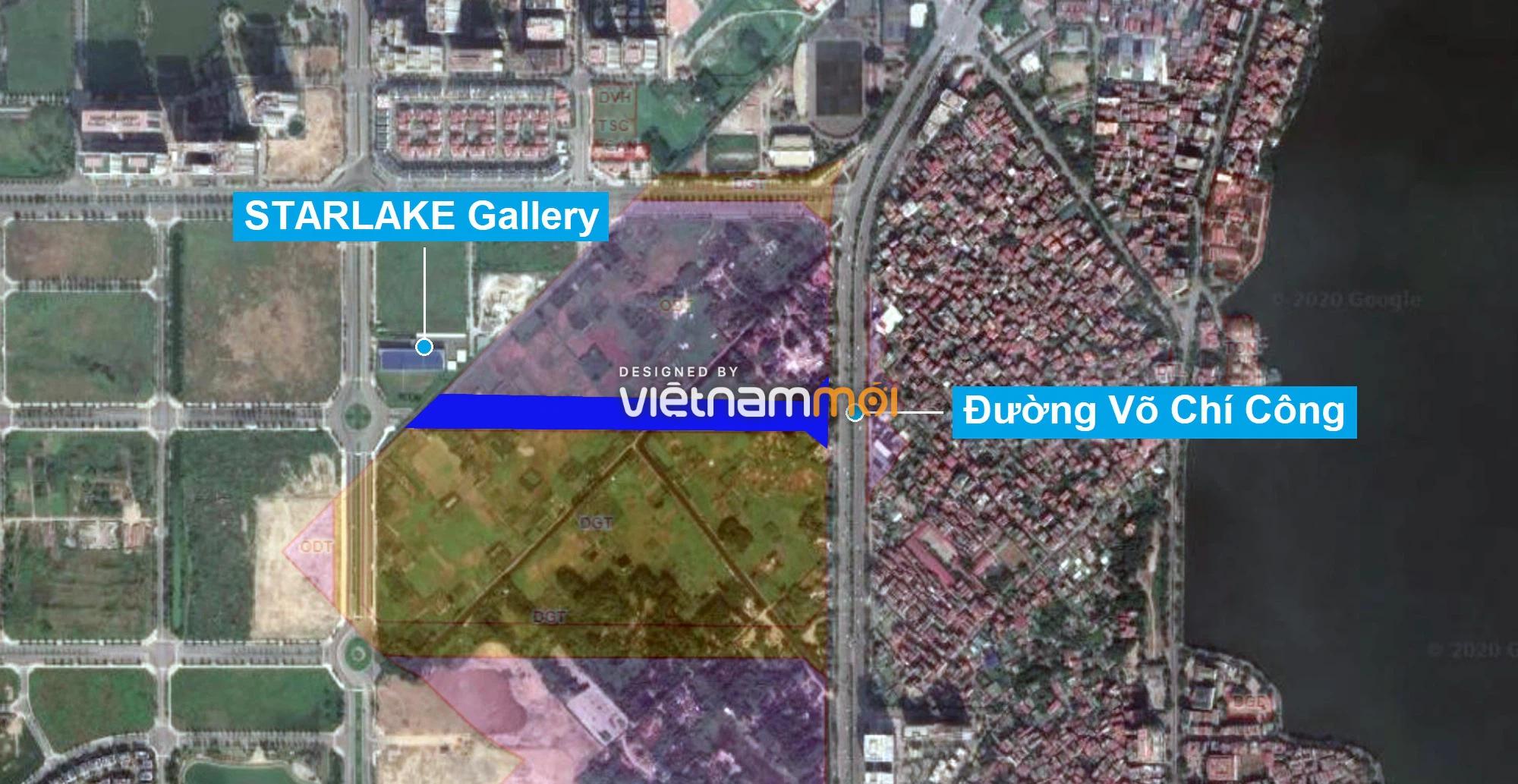 Những khu đất sắp thu hồi để mở đường ở quận Tây Hồ, Hà Nội (phần 2) - Ảnh 2.
