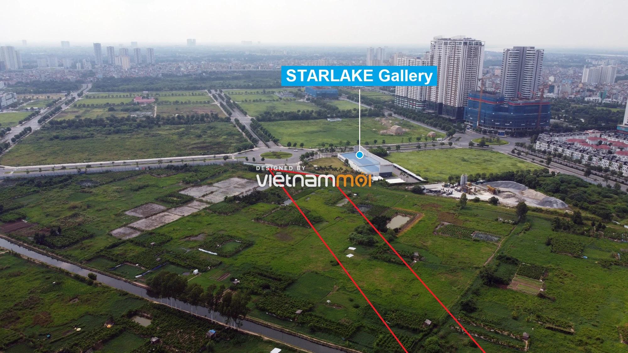 Những khu đất sắp thu hồi để mở đường ở quận Tây Hồ, Hà Nội (phần 2) - Ảnh 3.