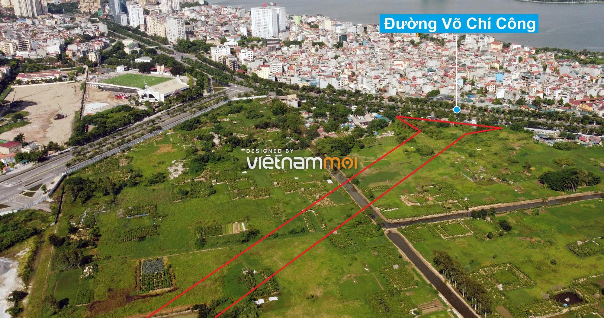 Những khu đất sắp thu hồi để mở đường ở quận Tây Hồ, Hà Nội (phần 2) - Ảnh 5.