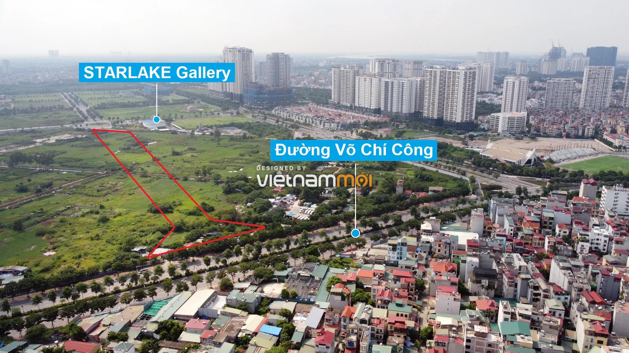 Những khu đất sắp thu hồi để mở đường ở quận Tây Hồ, Hà Nội (phần 2) - Ảnh 6.