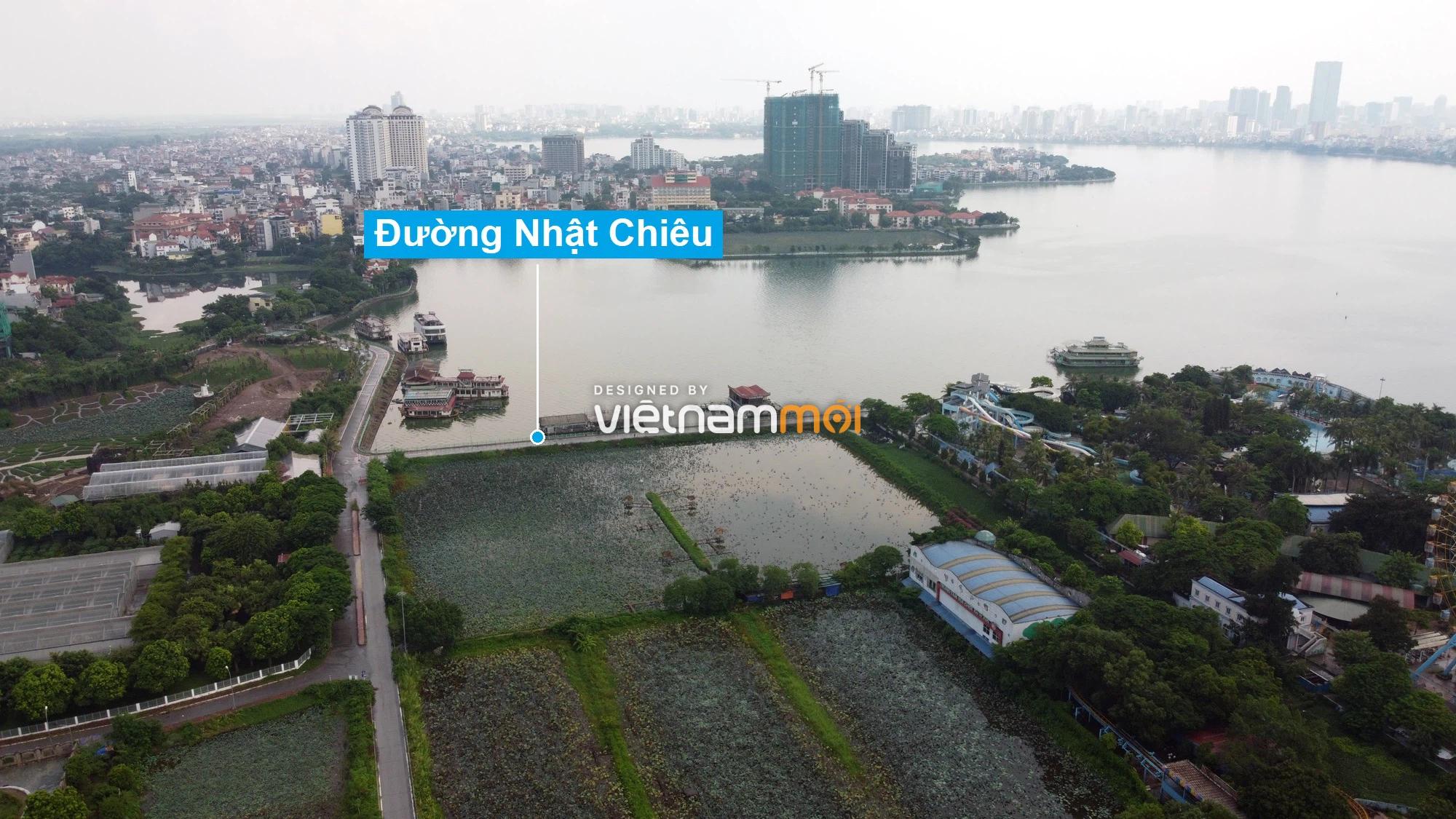 Những khu đất sắp thu hồi để mở đường ở quận Tây Hồ, Hà Nội (phần 2) - Ảnh 12.