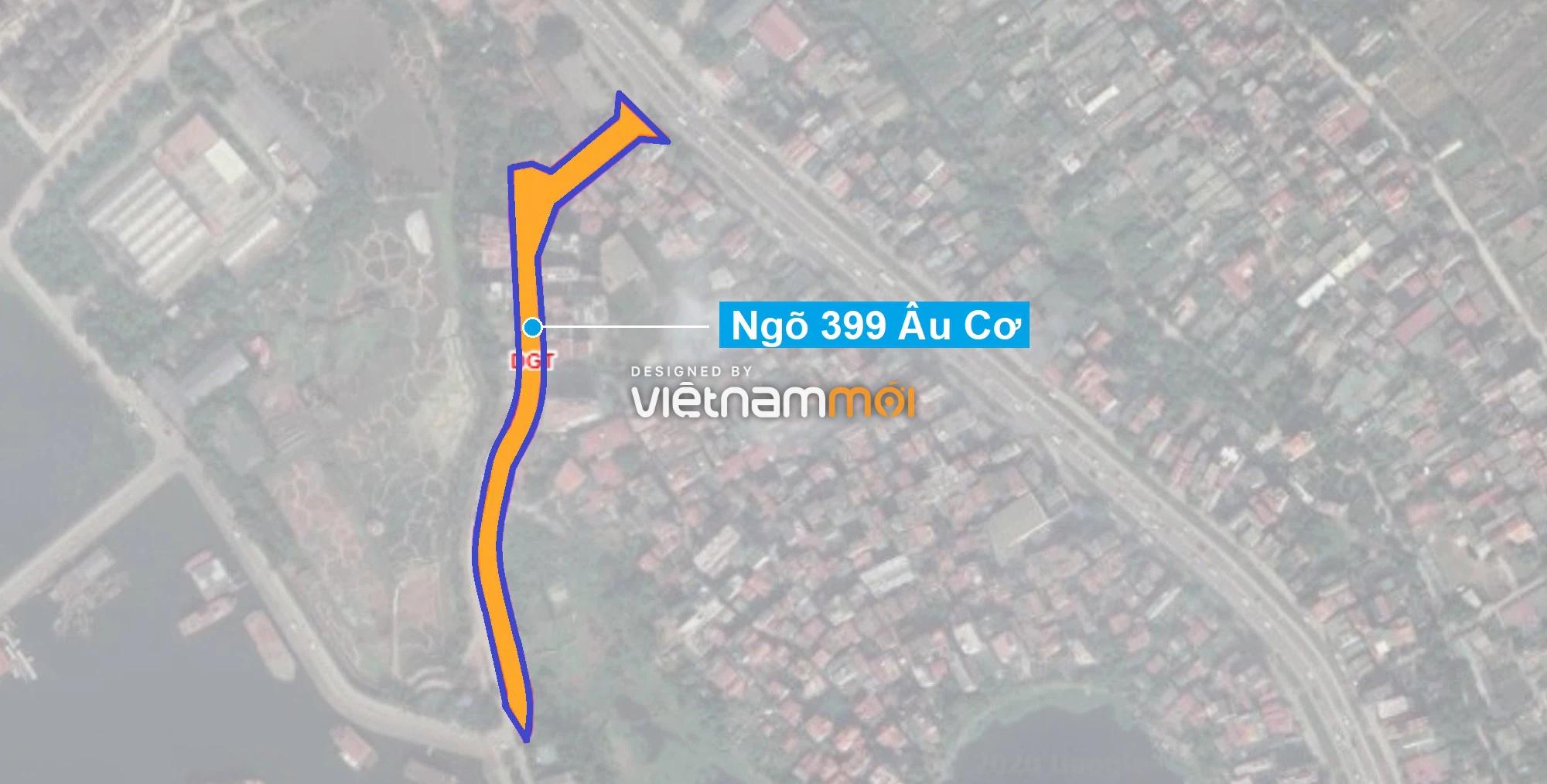 Những khu đất sắp thu hồi để mở đường ở quận Tây Hồ, Hà Nội (phần 2) - Ảnh 14.