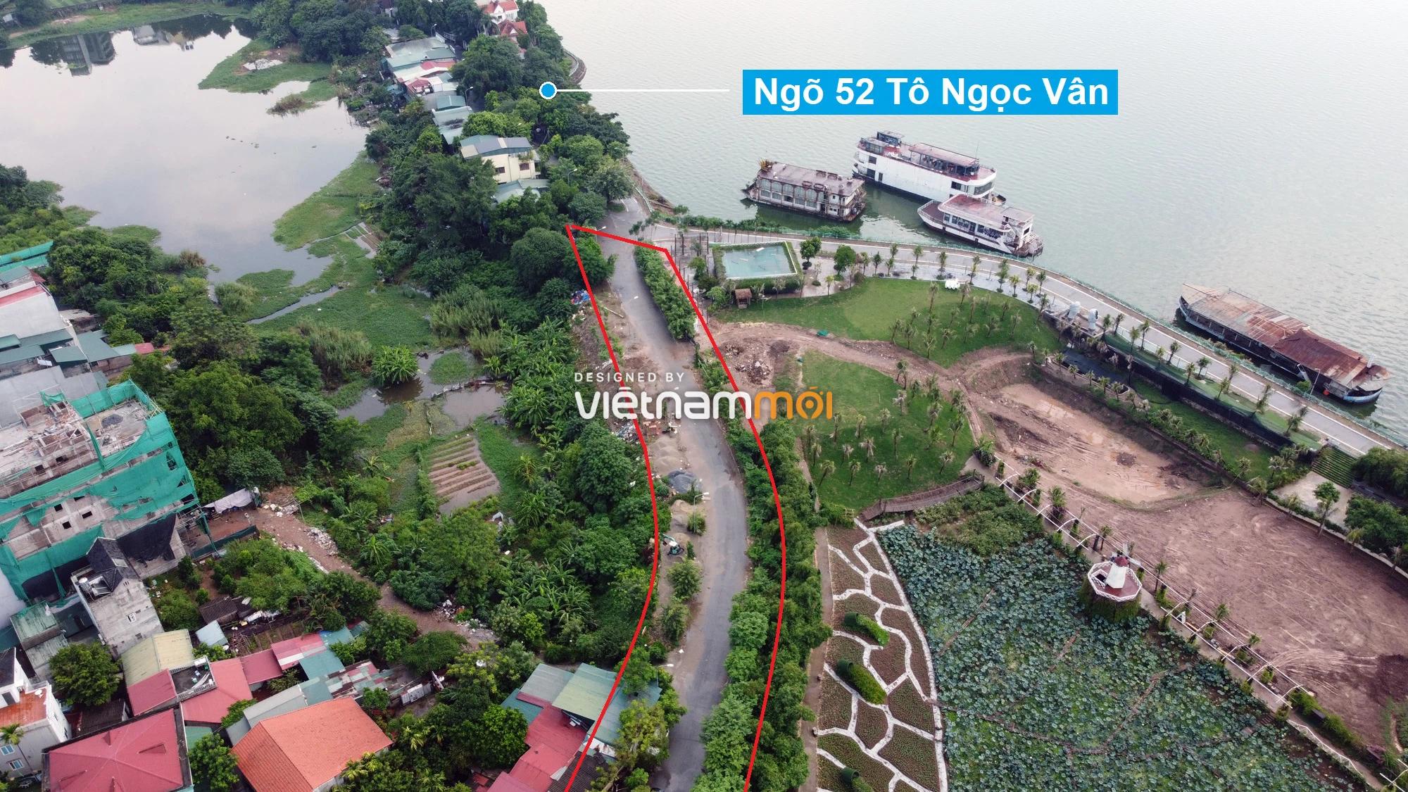 Những khu đất sắp thu hồi để mở đường ở quận Tây Hồ, Hà Nội (phần 2) - Ảnh 18.