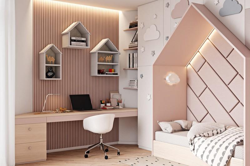 Thiết kế đẹp mắt của căn hộ có 2 phòng ngủ - Ảnh 10.
