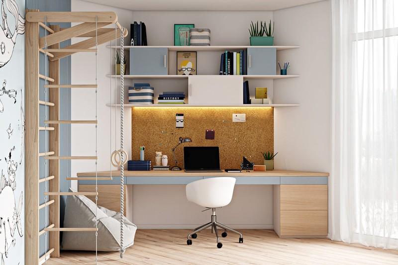 Thiết kế đẹp mắt của căn hộ có 2 phòng ngủ - Ảnh 13.