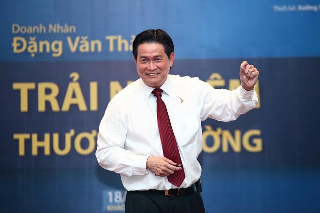 Doanh nhân tuổi Tí Đặng Văn Thành: Bữa cơm gia đình, biến cố Sacombank và 'tôi sẵn sàng trở lại ngân hàng' - Ảnh 2.