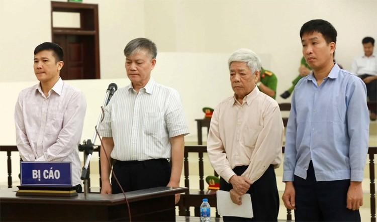 105 tỉ đồng gây tranh cãi ở phiên xét xử cựu chủ tịch Vinashin - Ảnh 1.