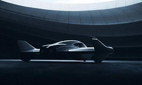 Porsche hợp tác với Boeing sản xuất siêu xe bay - Ảnh 1.
