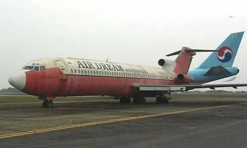 Máy bay bỏ lại ở Nội Bài được định giá 1,7 tỉ đồng - Ảnh 1.