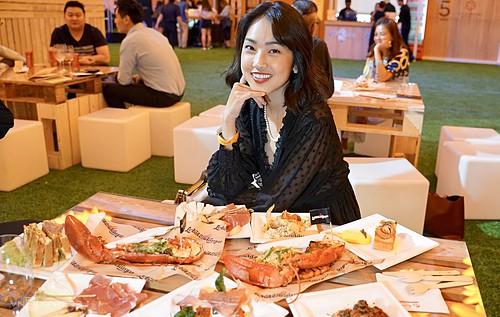 Festival ẩm thực đẳng cấp Michelin trên đảo Sentosa - Ảnh 1.