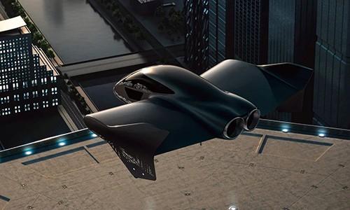 Porsche hợp tác với Boeing sản xuất siêu xe bay - Ảnh 2.
