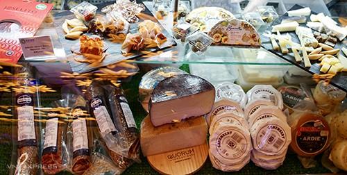 Festival ẩm thực đẳng cấp Michelin trên đảo Sentosa - Ảnh 2.