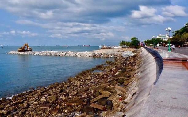 Dự án lấn biển Vũng Tàu xây thủy cung bị chỉ trích