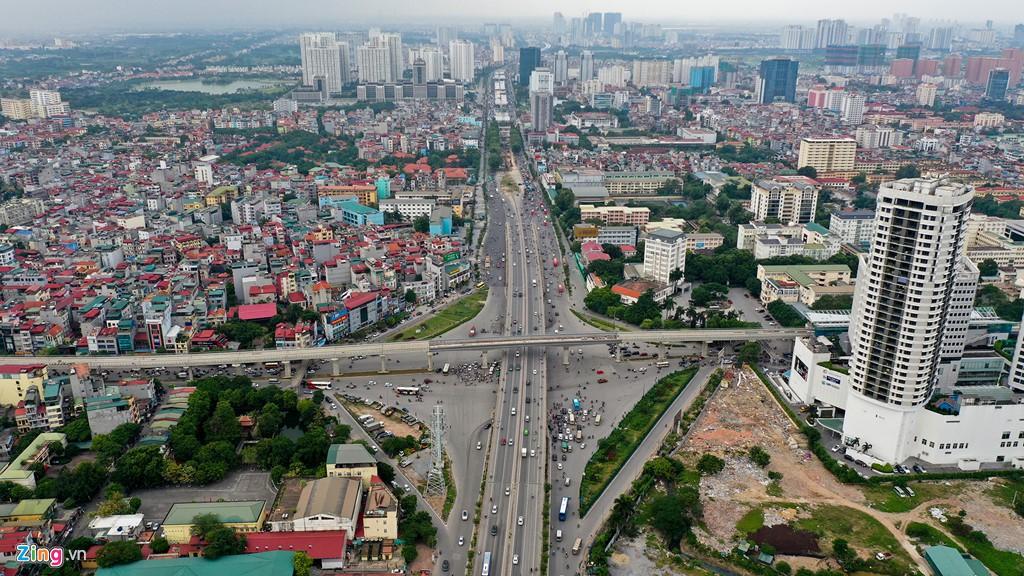 Toàn cảnh dự án hơn 3.000 tỷ mở rộng vành đai 3 vừa thông xe - Ảnh 2.