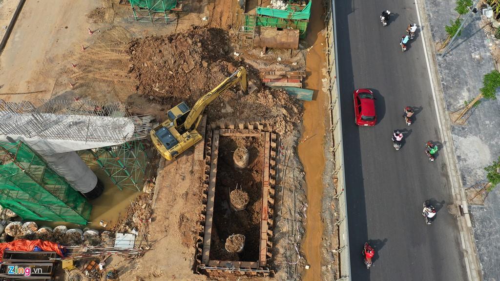 Toàn cảnh dự án hơn 3.000 tỷ mở rộng vành đai 3 vừa thông xe - Ảnh 11.