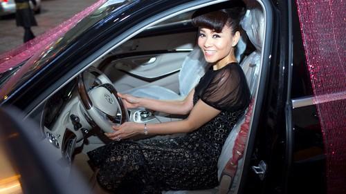 Trước Ngô Thanh Vân, các đại sứ thương hiệu xe hơi ở Việt Nam là ai? - Ảnh 3.