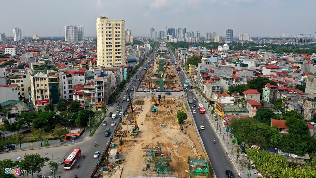 Toàn cảnh dự án hơn 3.000 tỷ mở rộng vành đai 3 vừa thông xe - Ảnh 5.