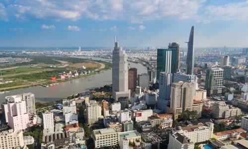 Gần nửa tỉ đồng mỗi m2 nhà mặt tiền đất vàng Sài Gòn - Ảnh 1.