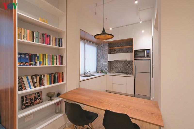 Cải tạo căn hộ cũ thành không gian sống đẹp - Ảnh 5.