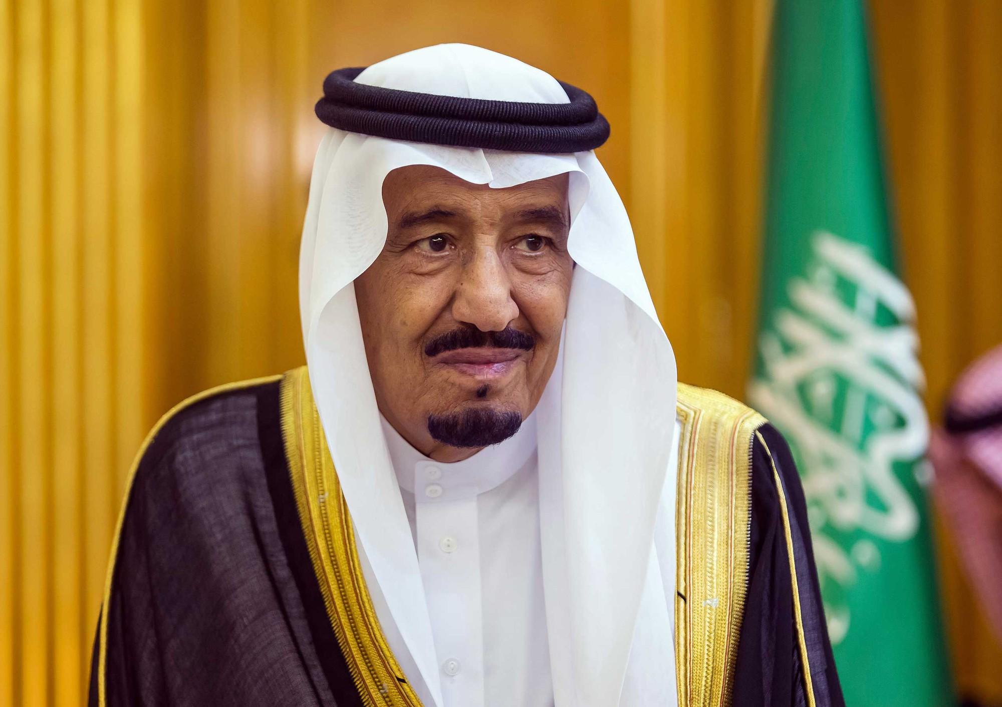 King Salman bin Abdul Aziz al-Saud