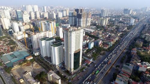 Nhà đầu tư lướt sóng chán địa ốc Hà Nội - Ảnh 1.