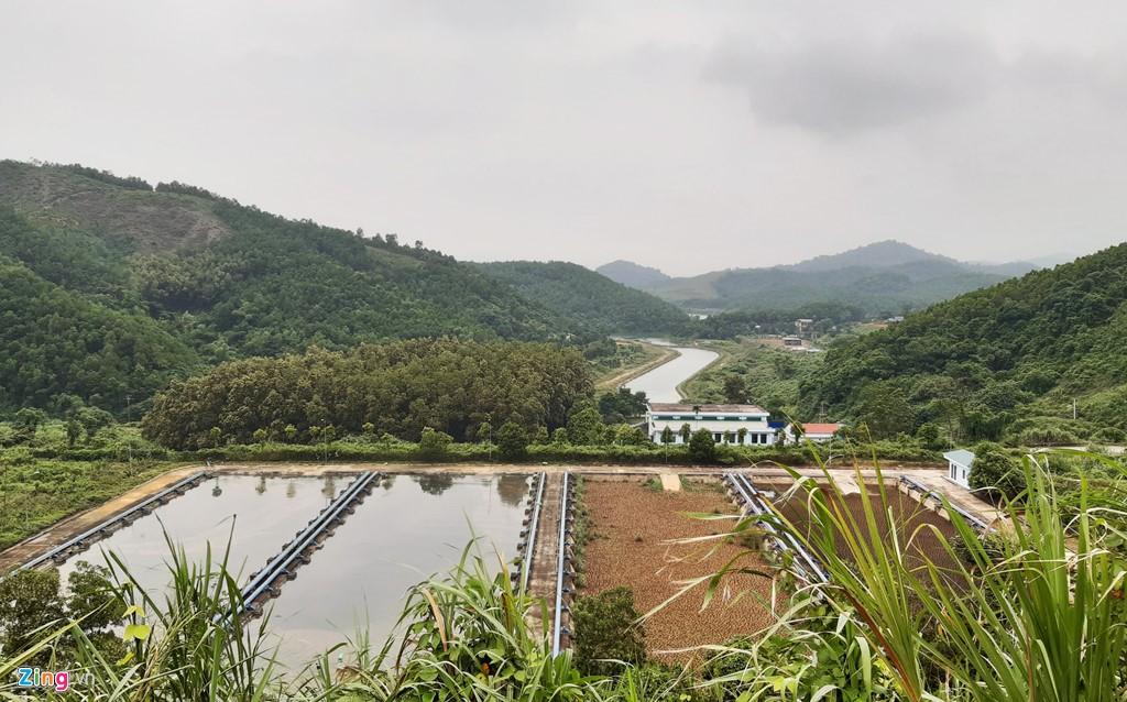 Dòng suối gần nhà máy nước sông Đà vẫn đen kịt sau 1 tuần bị đổ trộm - Ảnh 11.