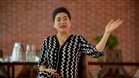 Tham vọng của nữ đại gia sở hữu nhà máy nước lớn nhất Hà Nội - Ảnh 1.