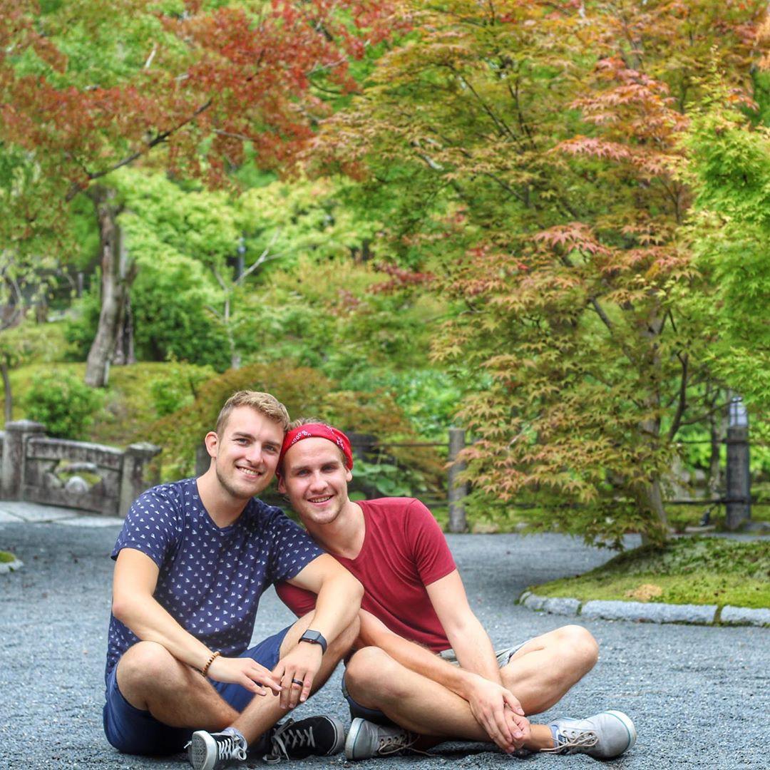 7 điểm ngắm lá mùa thu đẹp nhất Nhật Bản - Ảnh 3.