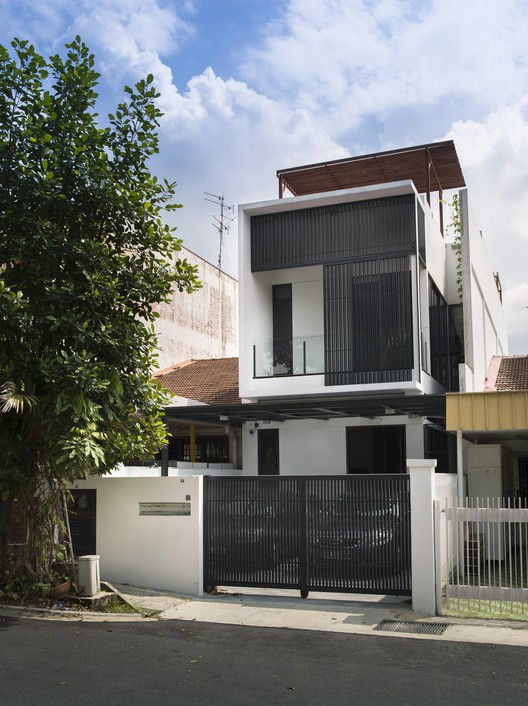 Mẫu nhà phố 2 tầng tuyệt đẹp cho khu đất mặt tiền hẹp - Ảnh 5.