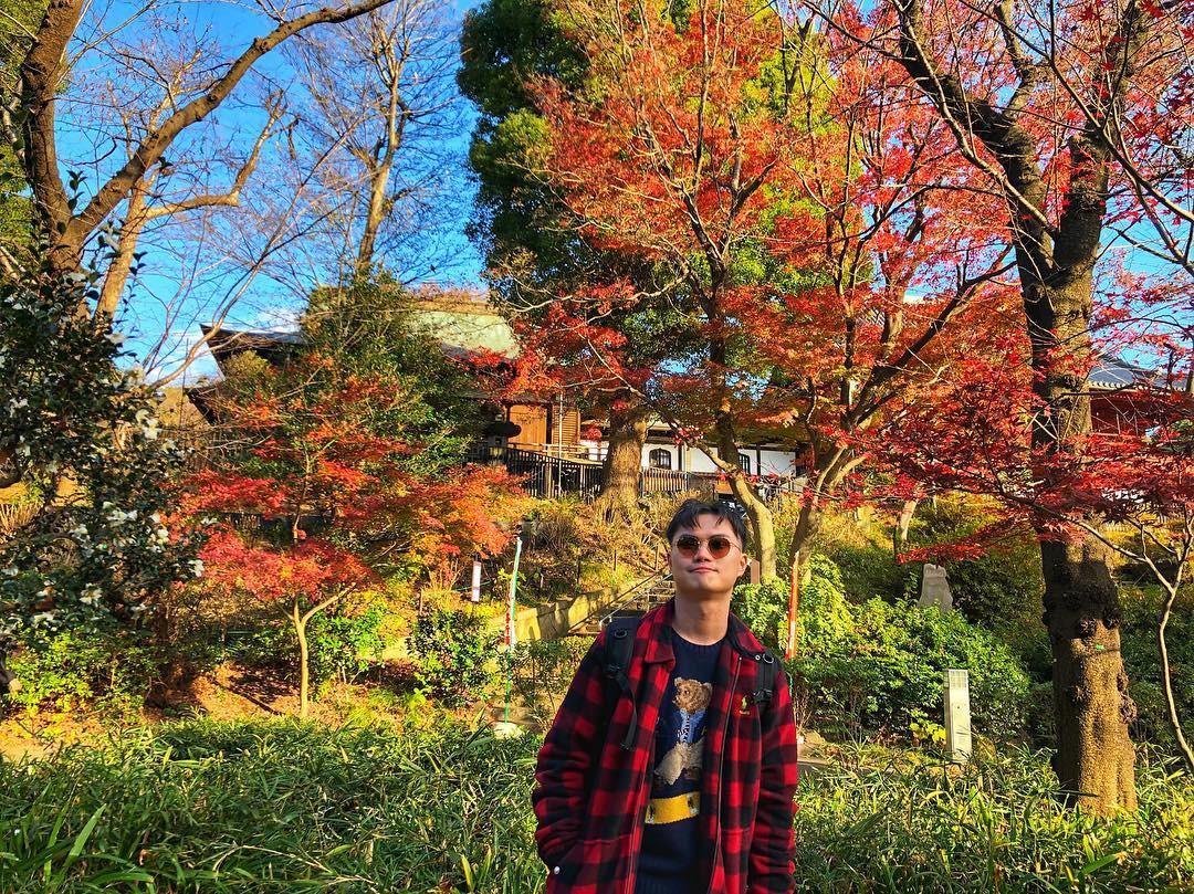 7 điểm ngắm lá mùa thu đẹp nhất Nhật Bản - Ảnh 6.