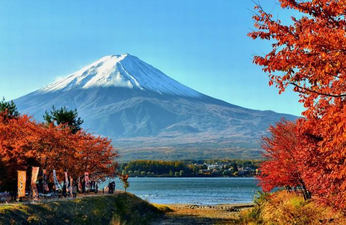 7 điểm ngắm lá mùa thu đẹp nhất Nhật Bản - Ảnh 8.