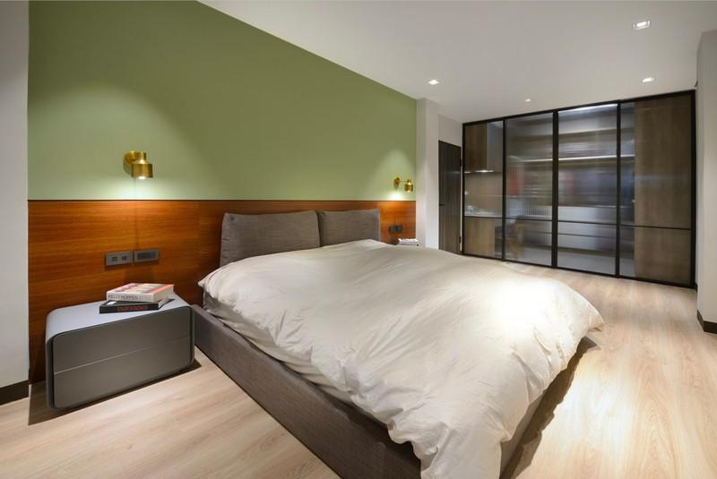 Cải tạo căn hộ 132m2 thành không gian sống hiện đại - Ảnh 10.
