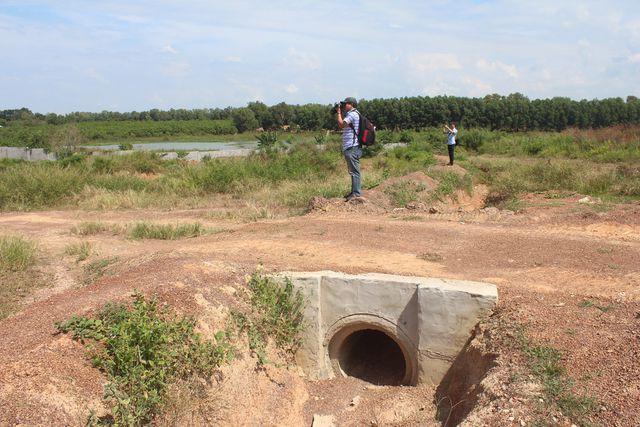 Trại heo 'khủng' đang thành hình gần nguồn cấp nước sạch cho TP HCM và Đồng Nai - Ảnh 3.
