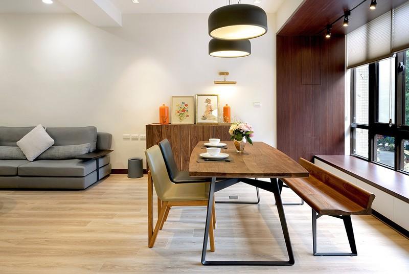 Cải tạo căn hộ 132m2 thành không gian sống hiện đại - Ảnh 5.