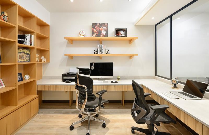 Cải tạo căn hộ 132m2 thành không gian sống hiện đại - Ảnh 7.