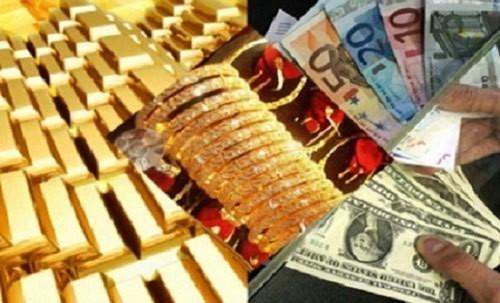 Giá vàng hôm nay 22/10, USD sụt, vàng giảm nhẹ - Ảnh 1.