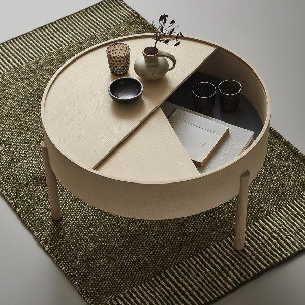 Mẫu bàn phòng khách đẹp và tiện dụng - Ảnh 10.