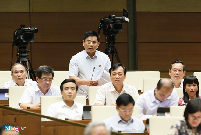 Đại biểu Quốc hội ủng hộ dân kiện công ty nước sạch sông Đà ra toà - Ảnh 2.