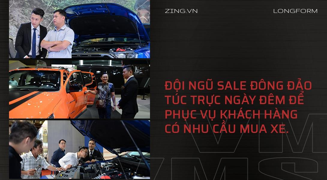 Vietnam Motor Show 2019 - tan binh VinFast doi dau Ford, Toyota hinh anh 11