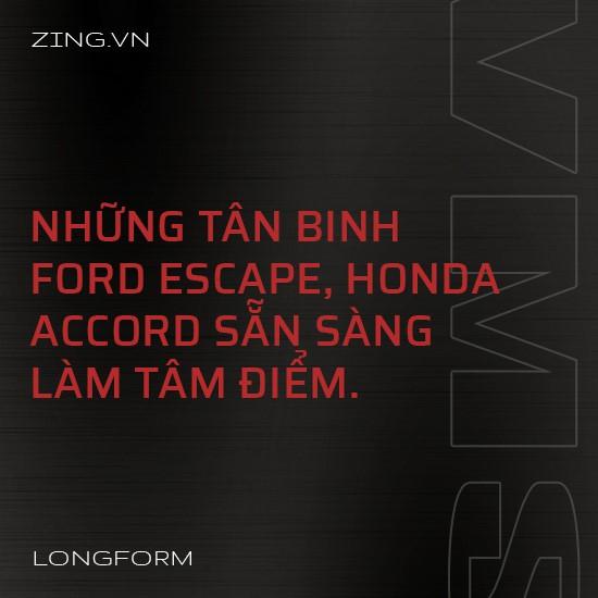 Vietnam Motor Show 2019 - tân binh VinFast đối đầu Ford, Toyota - Ảnh 9.