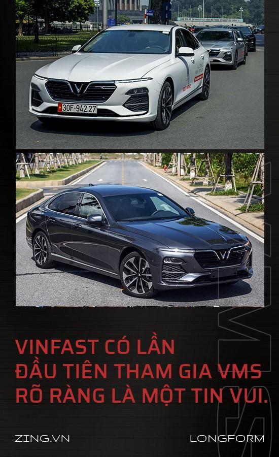Vietnam Motor Show 2019 - tan binh VinFast doi dau Ford, Toyota hinh anh 14