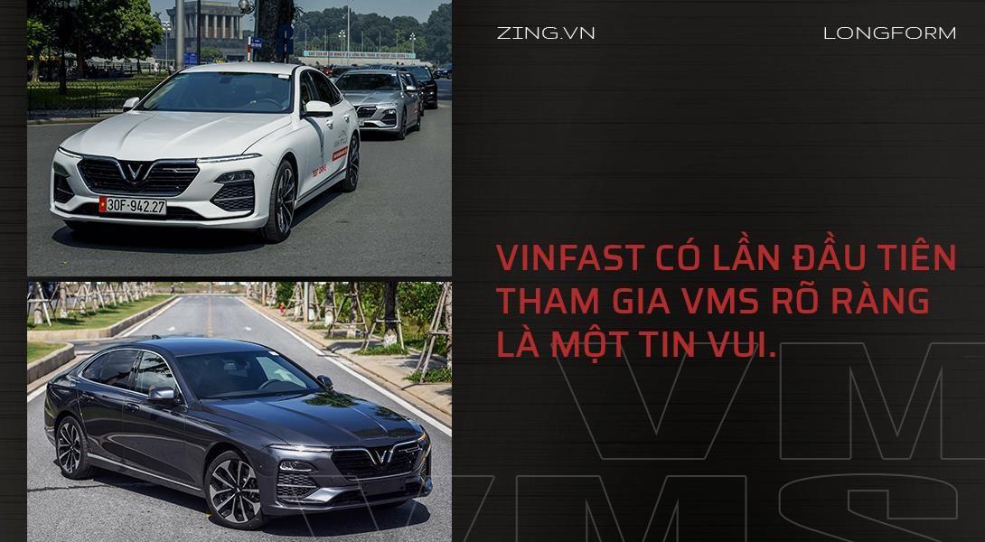 Vietnam Motor Show 2019 - tan binh VinFast doi dau Ford, Toyota hinh anh 15